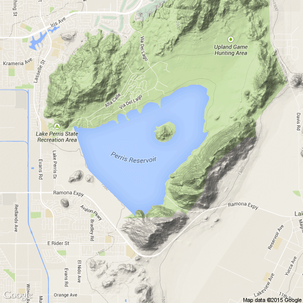 Lake-Perris-Fishing-Guide-Map
