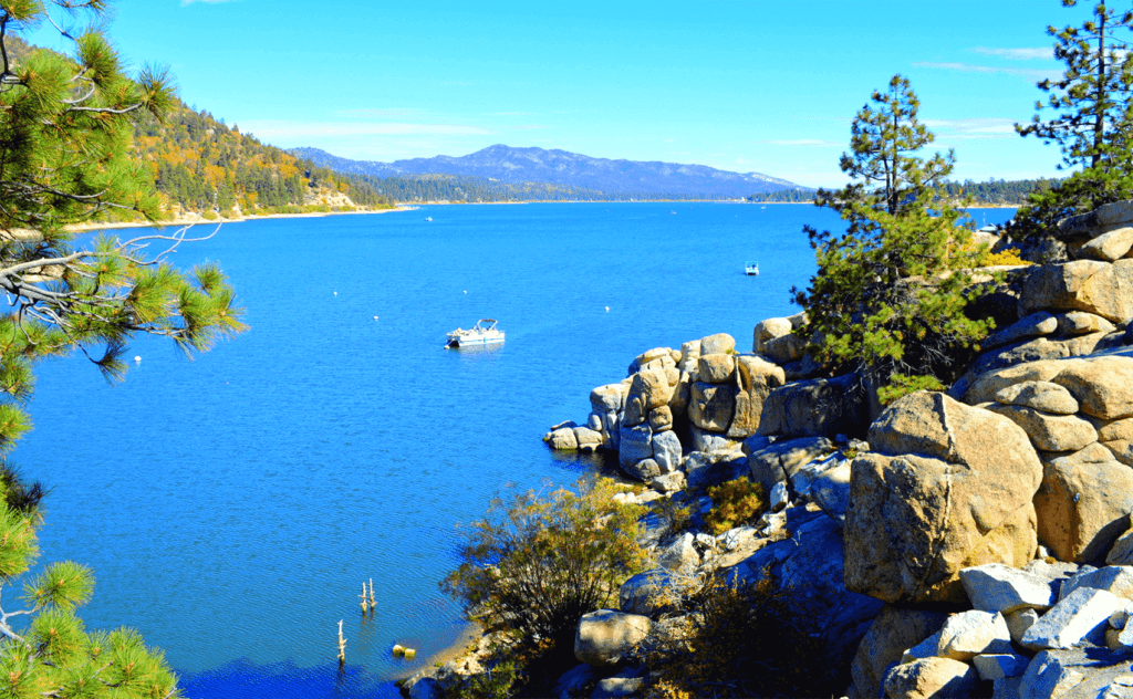 Big Bear Lake Fishing Guide - The Outdoorsman Fishing Guides