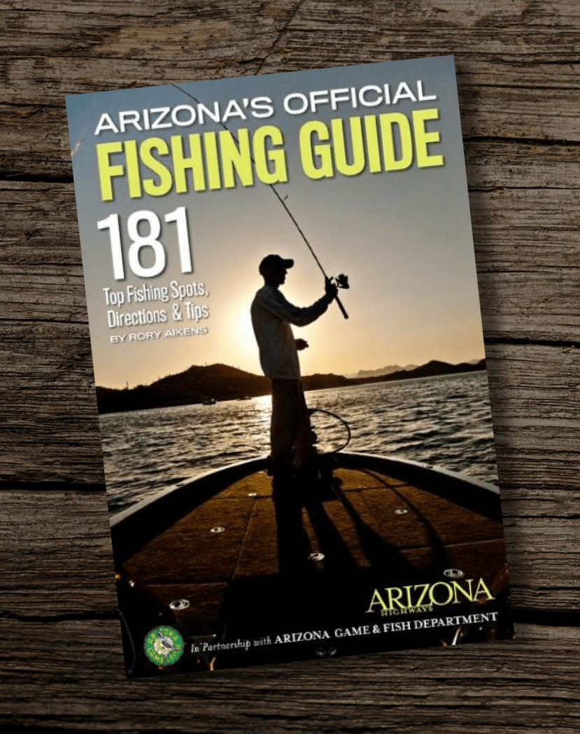 Arizonas-Official-Fishing-Guide-181-Top-Fishing-Spots-Directions-and-Tips-Best-Fishing-Books-Guides-in-AZ