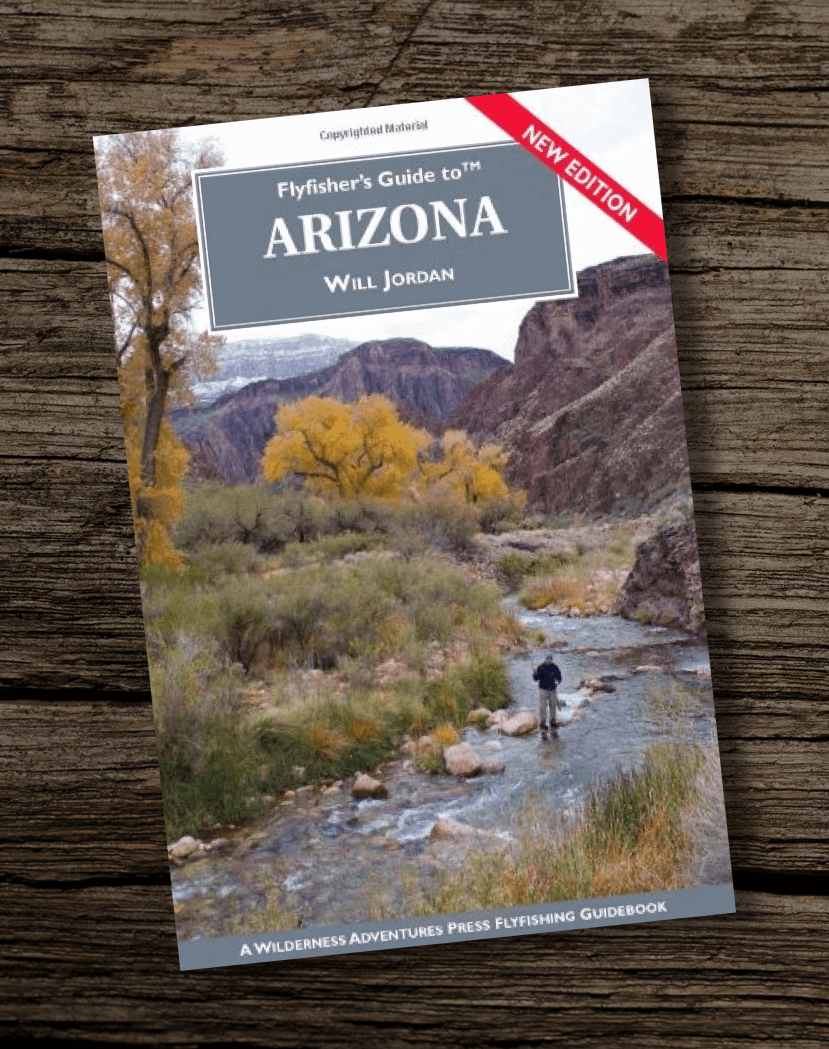 Flyfishers-Guide-to-Arizona-Series-Best-Fishing-Books-Guides-in-AZ