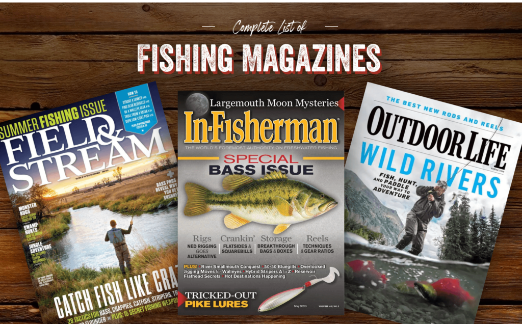 Best-Fishing-Magazines-Complete-List
