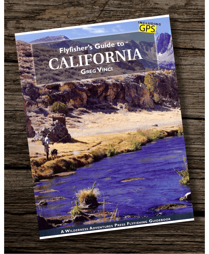 Fishing-Book-California-Flyfishers-Guide-to-California-Book