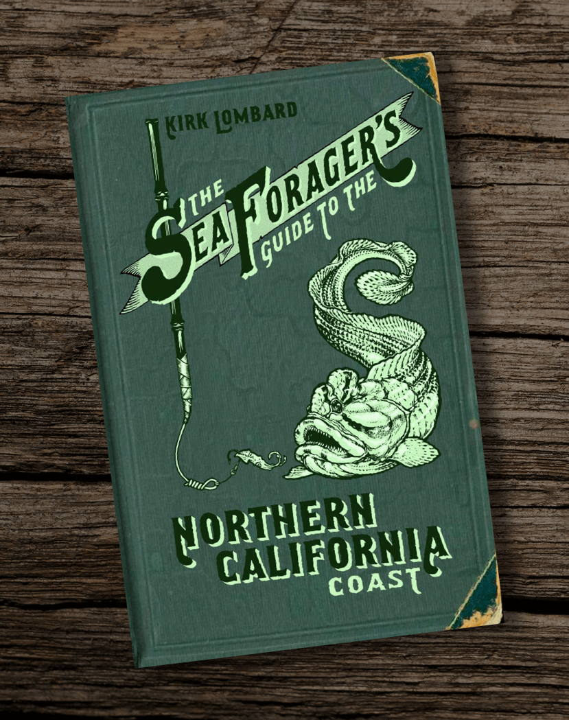 Fishing-Book-California-The -Sea-Forager-s-Guide-to-the-Northern-California-Coast-Book