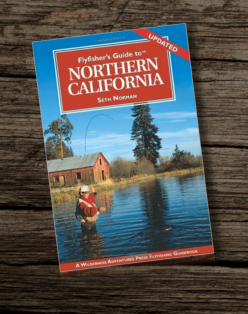 Fishing-Book-Flyfishers-Guide to-Northern-California