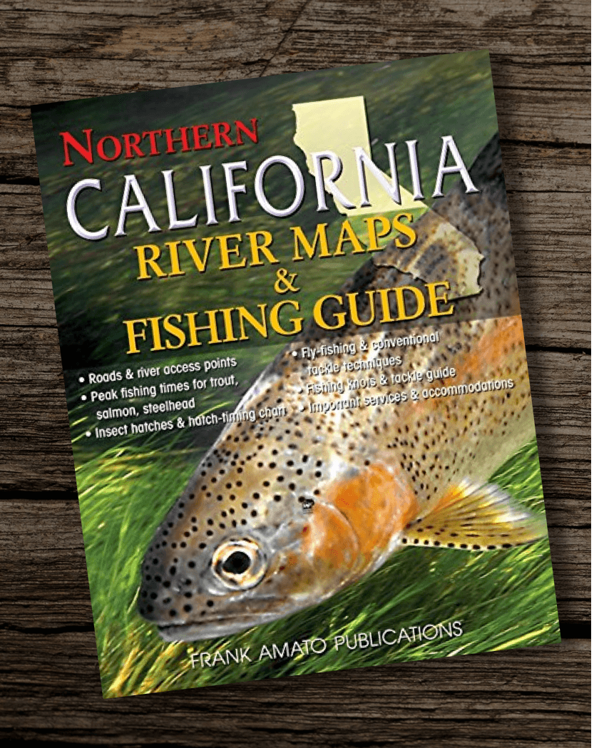 Fishing-Book-Northern-California-River-Maps-and-Fishing-Guide