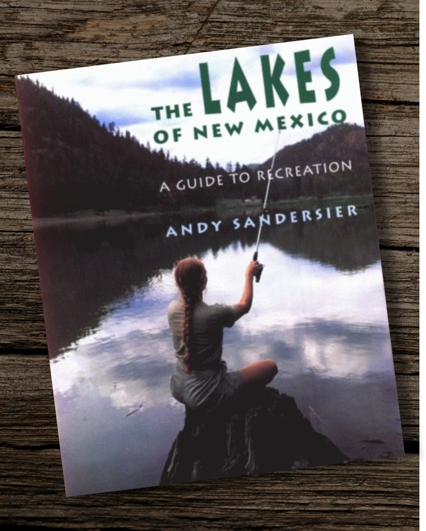 The-Lakes-of-New-Mexico-Fishing-Guide-Book-New-Mexico