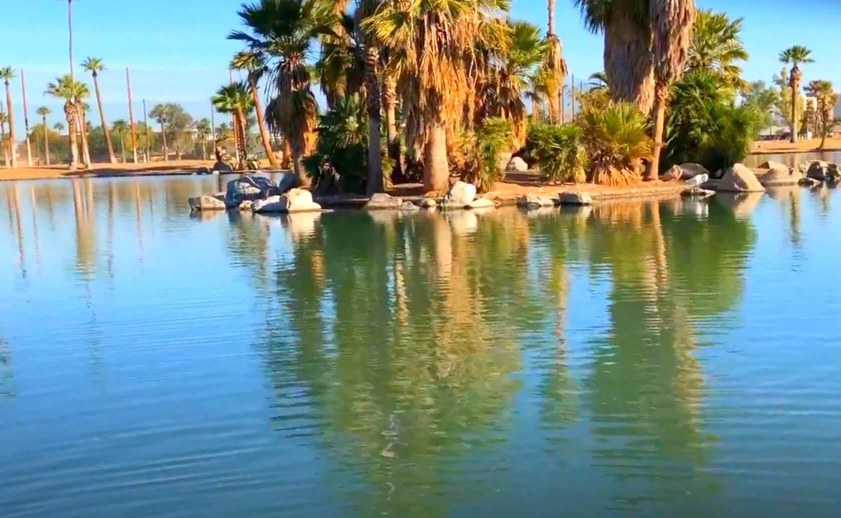 Encanto-Lake-fishing-guide-report-phoenix-az-04