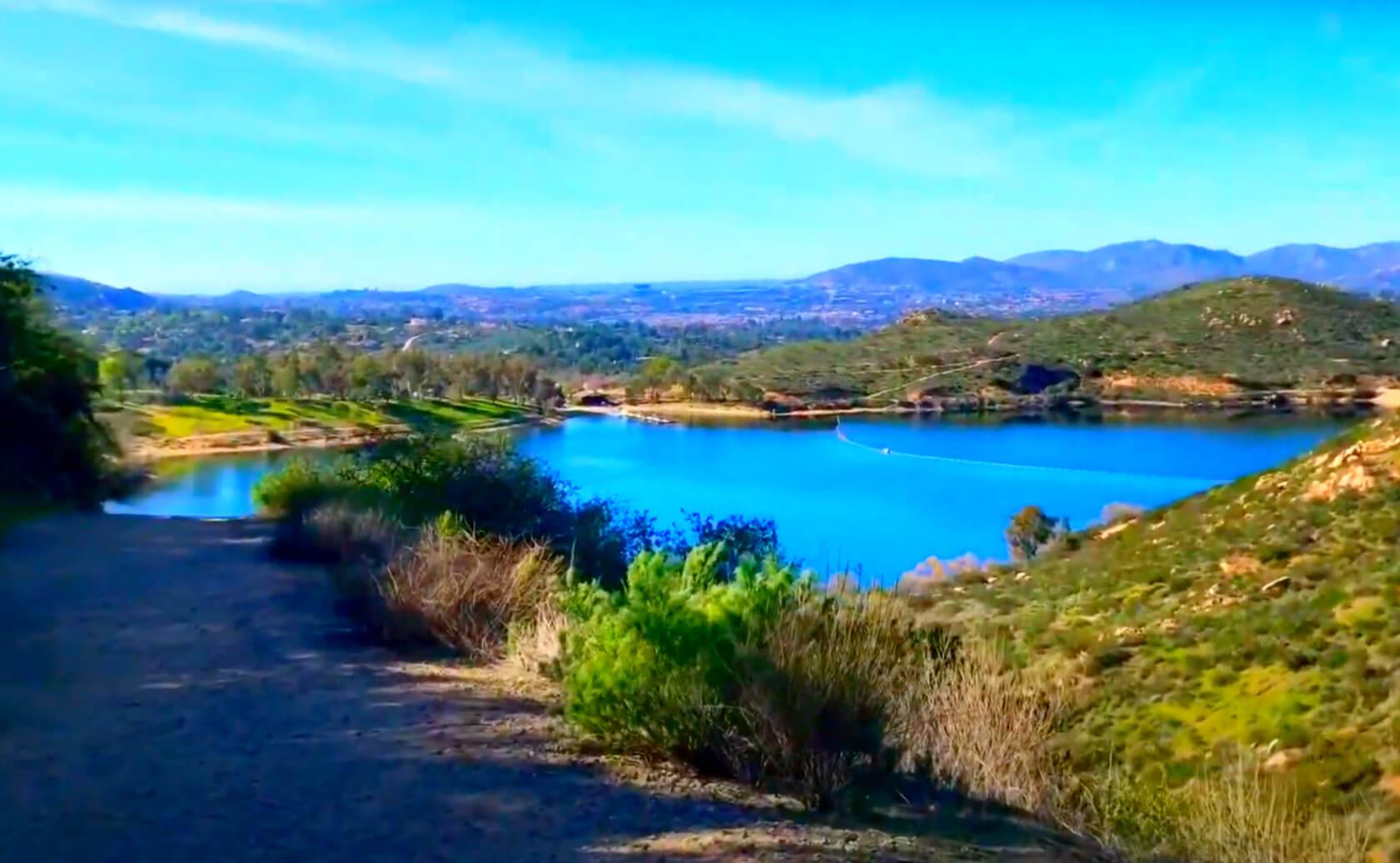 Poway-Lake-Fishing-Guide-Report-California-01