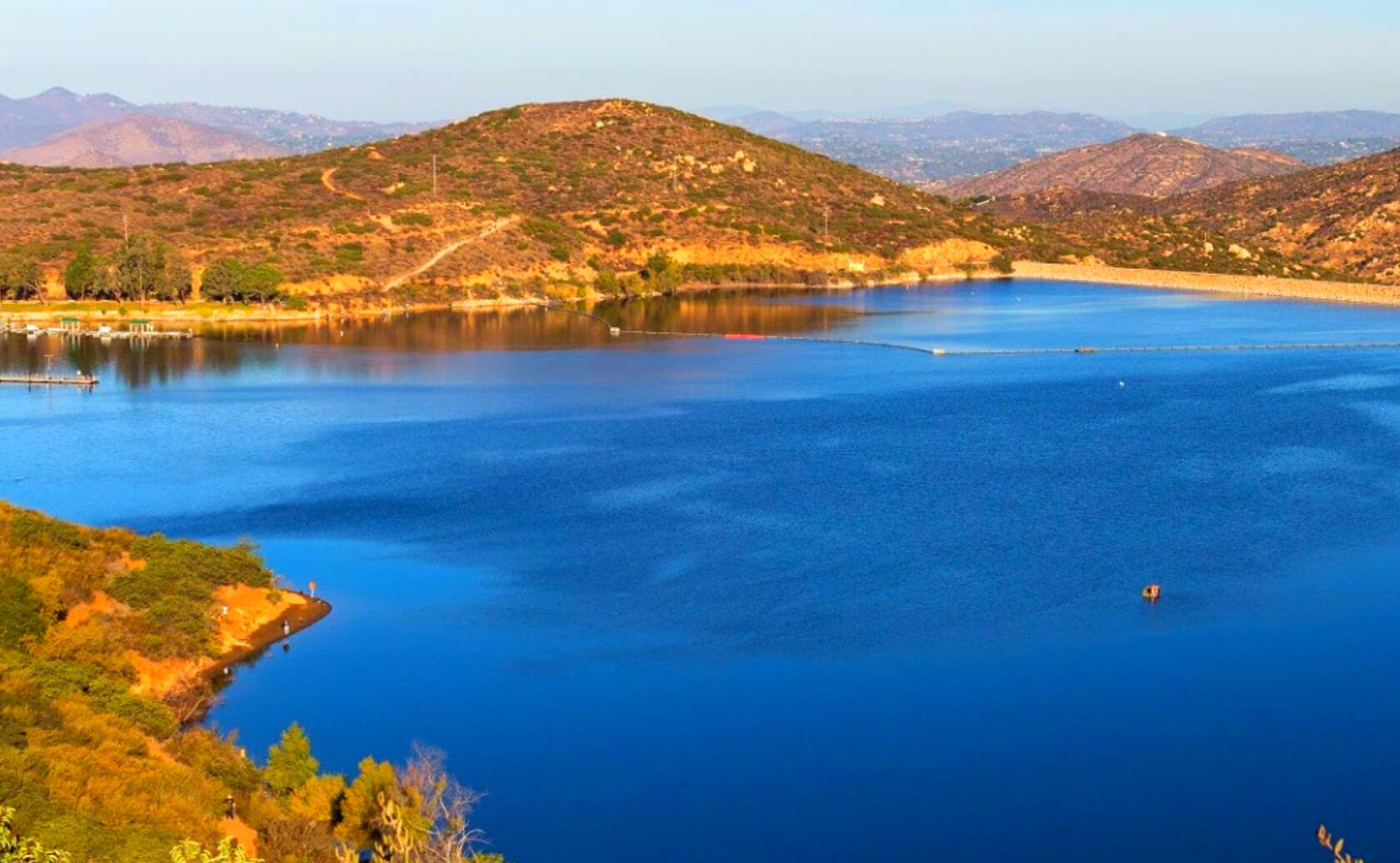 Poway-Lake-Fishing-Guide-Report-California-03