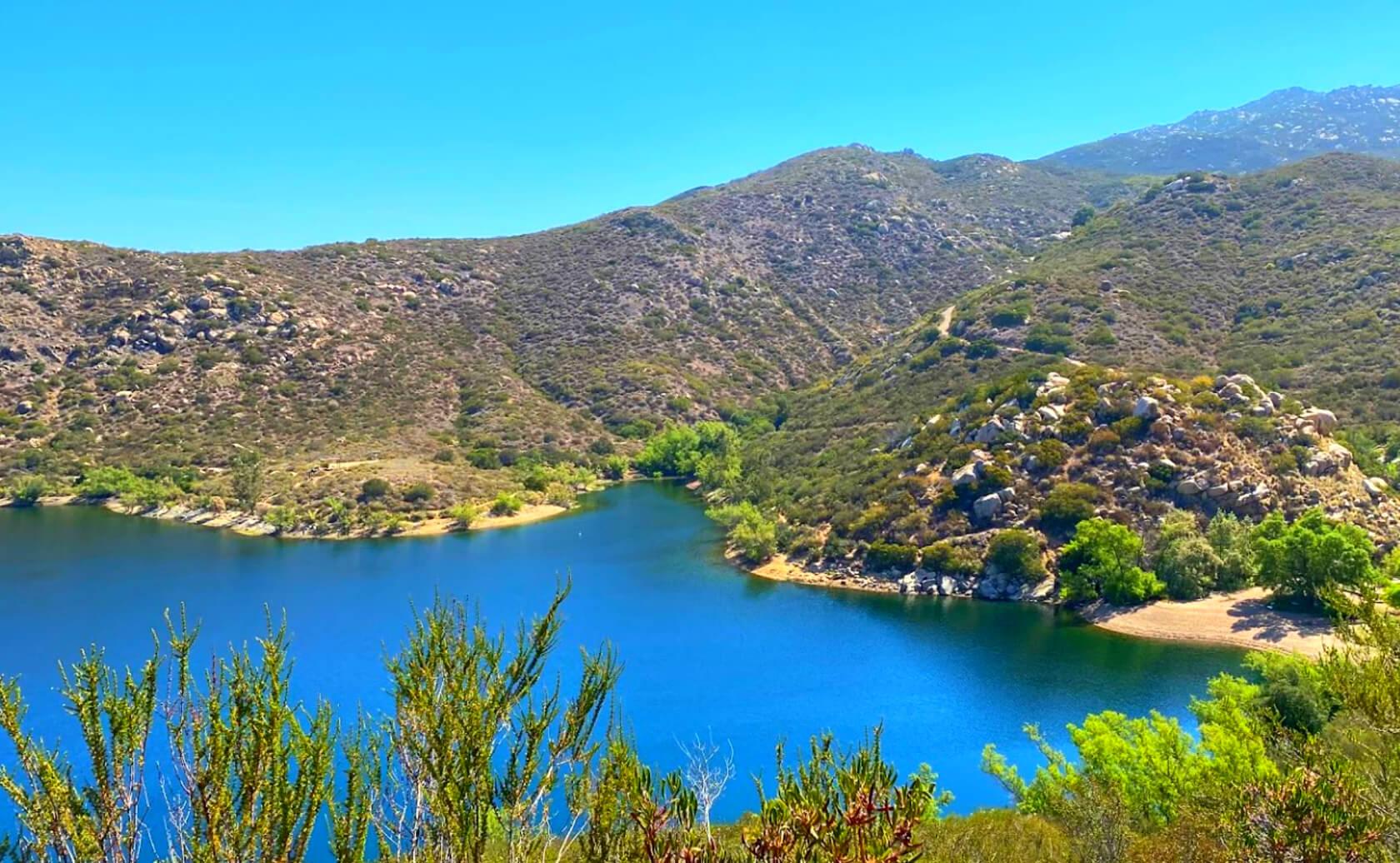 Poway-Lake-Fishing-Guide-Report-California-04