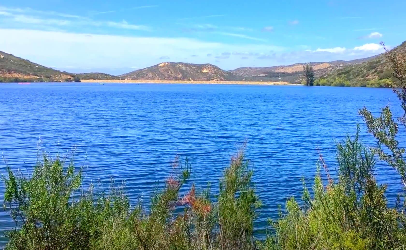 Poway-Lake-Fishing-Guide-Report-California-06
