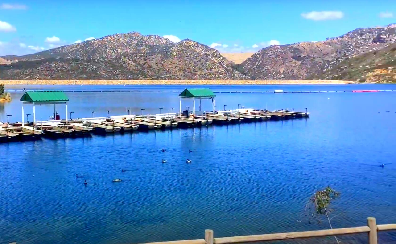 Poway-Lake-Fishing-Guide-Report-California-07