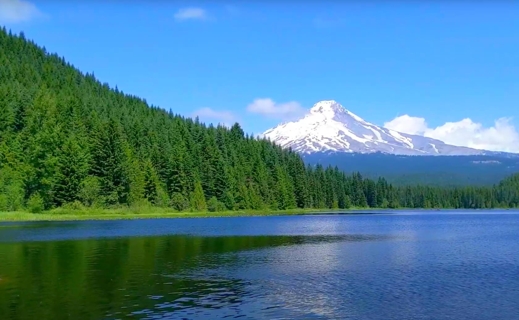 Trillium-Lake-fishing-guide-report-Oregon-02