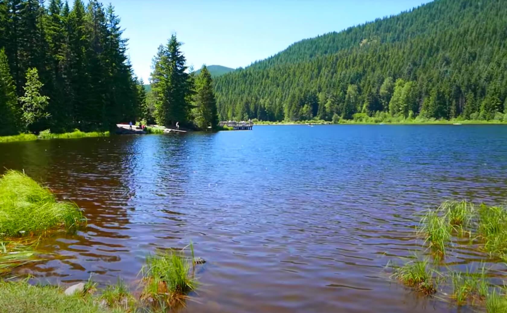 Trillium-Lake-fishing-guide-report-Oregon-03