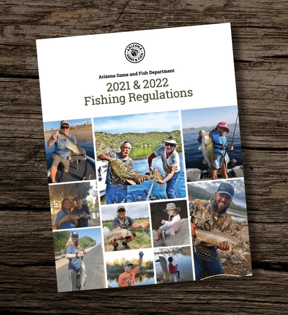 Arizona-Fishing-Guidebook-DGF-Regulations-Report-2021-22