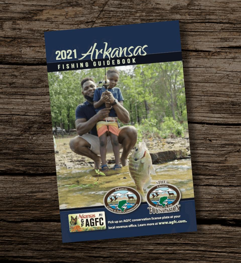 Arkansas-Fishing-Guidebook-AGFC-Regulations-Report-2021