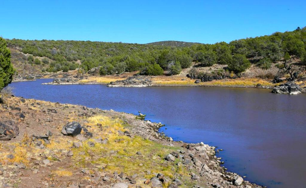 Ash-Fork-Stone-Dam-Lake-fishing-guide-report-Ash-Fork-AZ-02