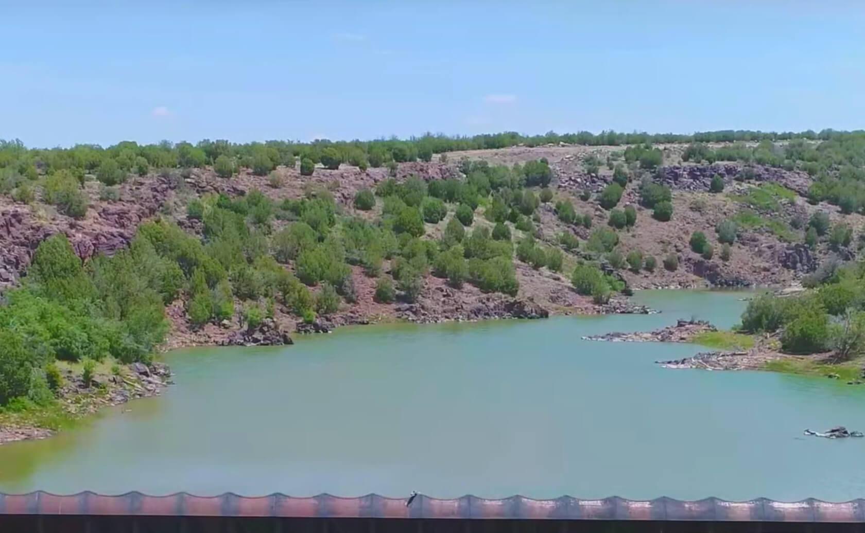 Ash-Fork-Stone-Dam-Lake-fishing-guide-report-Ash-Fork-AZ-03