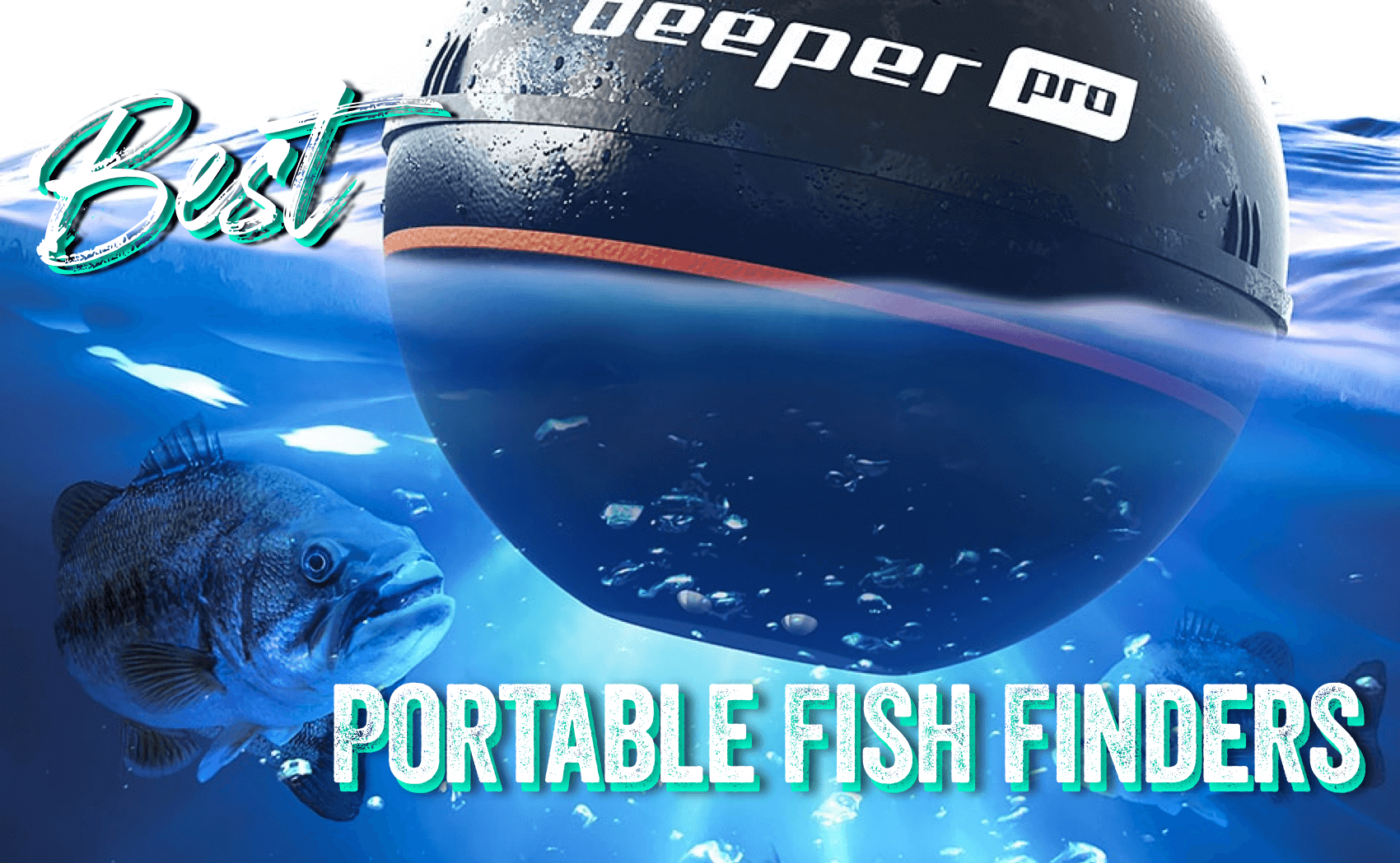 Best-Portable-Fish-Finders
