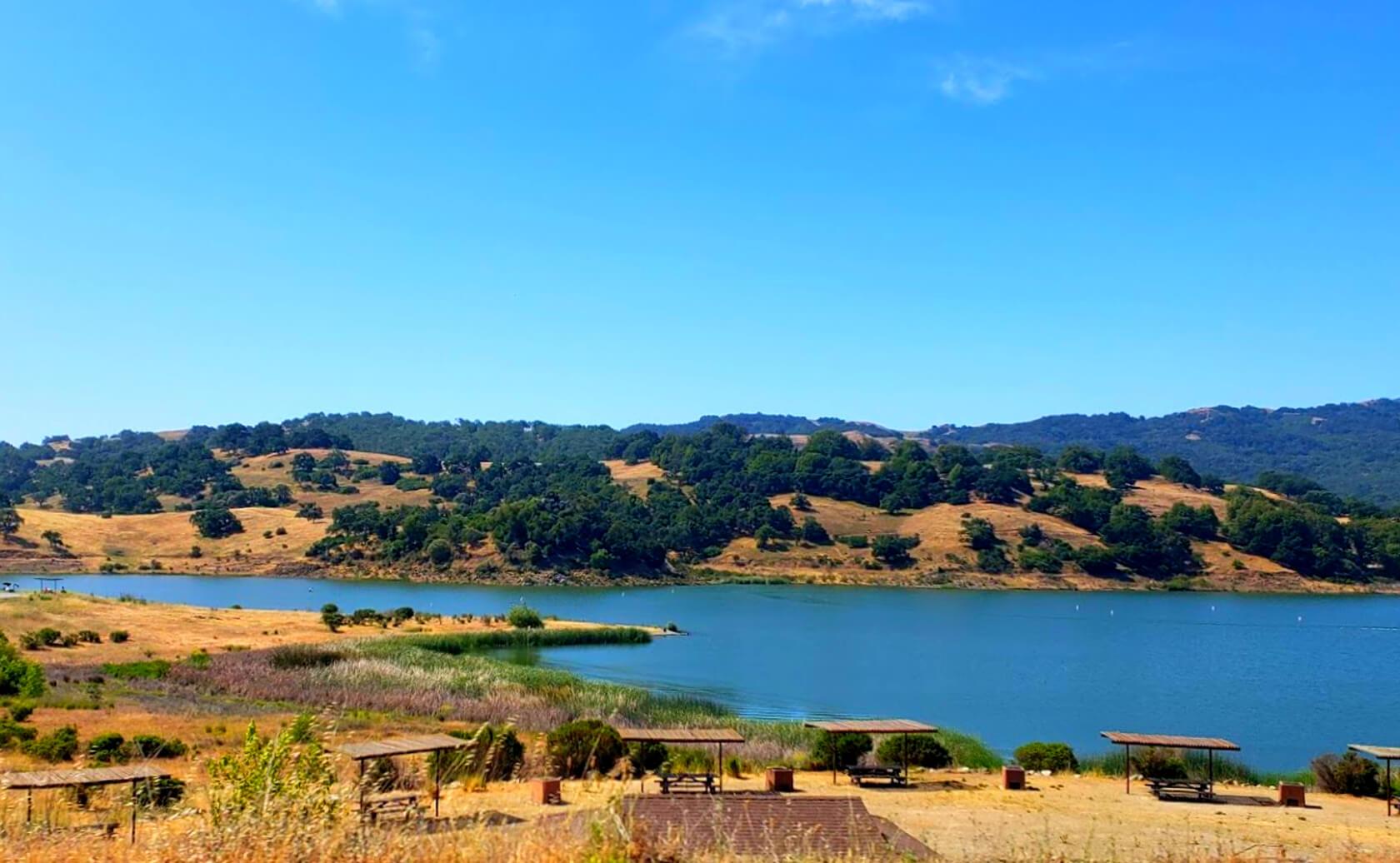 Calero-Reservoir-Lake-Fishing-Guide-Report-San-Jose-CA-04