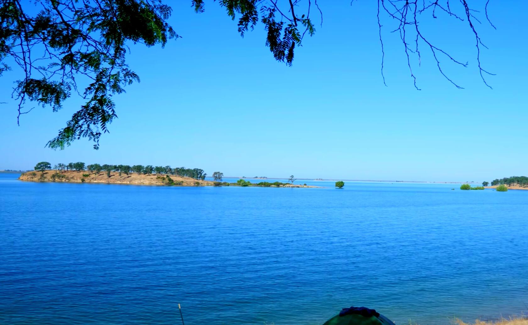 Camanche-Lake-Reservoir-Fishing-Guide-Report-California-06