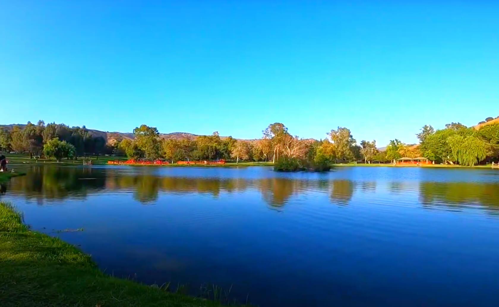 Carbon-Canyon-Park-Lake-Fishing-Guide-Report-Brea-CA-02