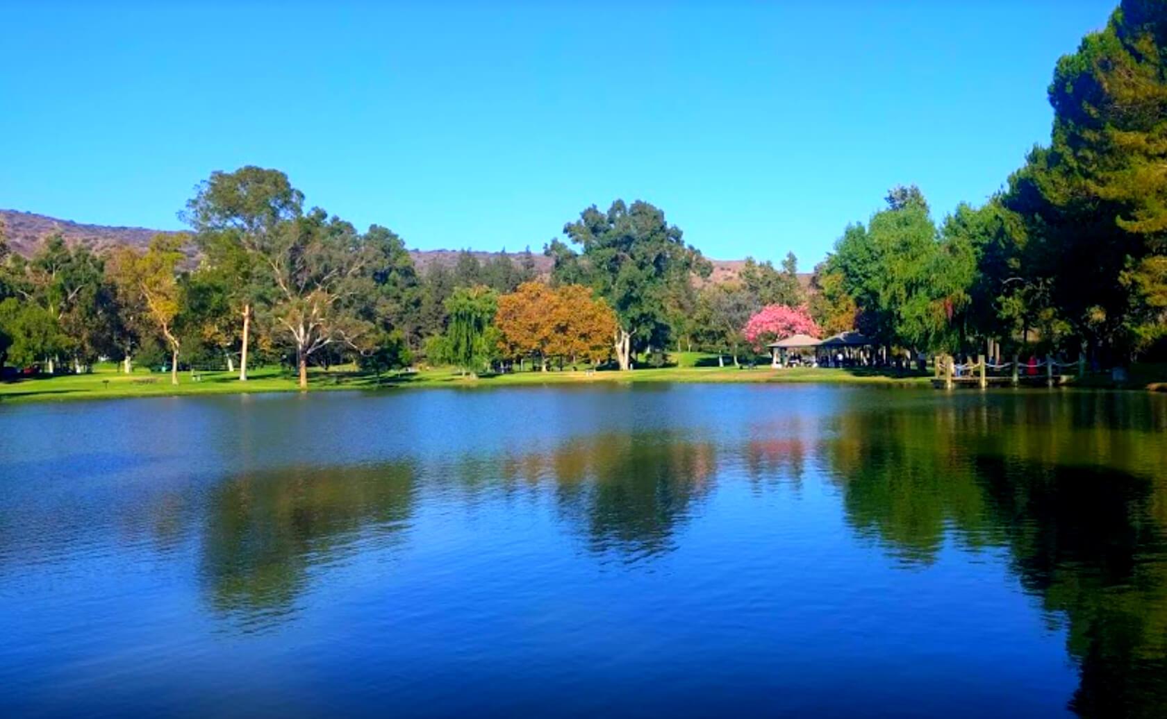Carbon-Canyon-Park-Lake-Fishing-Guide-Report-Brea-CA-03