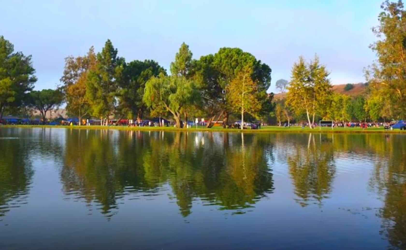 Carbon-Canyon-Park-Lake-Fishing-Guide-Report-Brea-CA-04