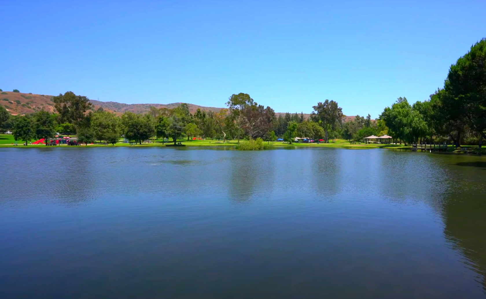 Carbon-Canyon-Park-Lake-Fishing-Guide-Report-Brea-CA-06