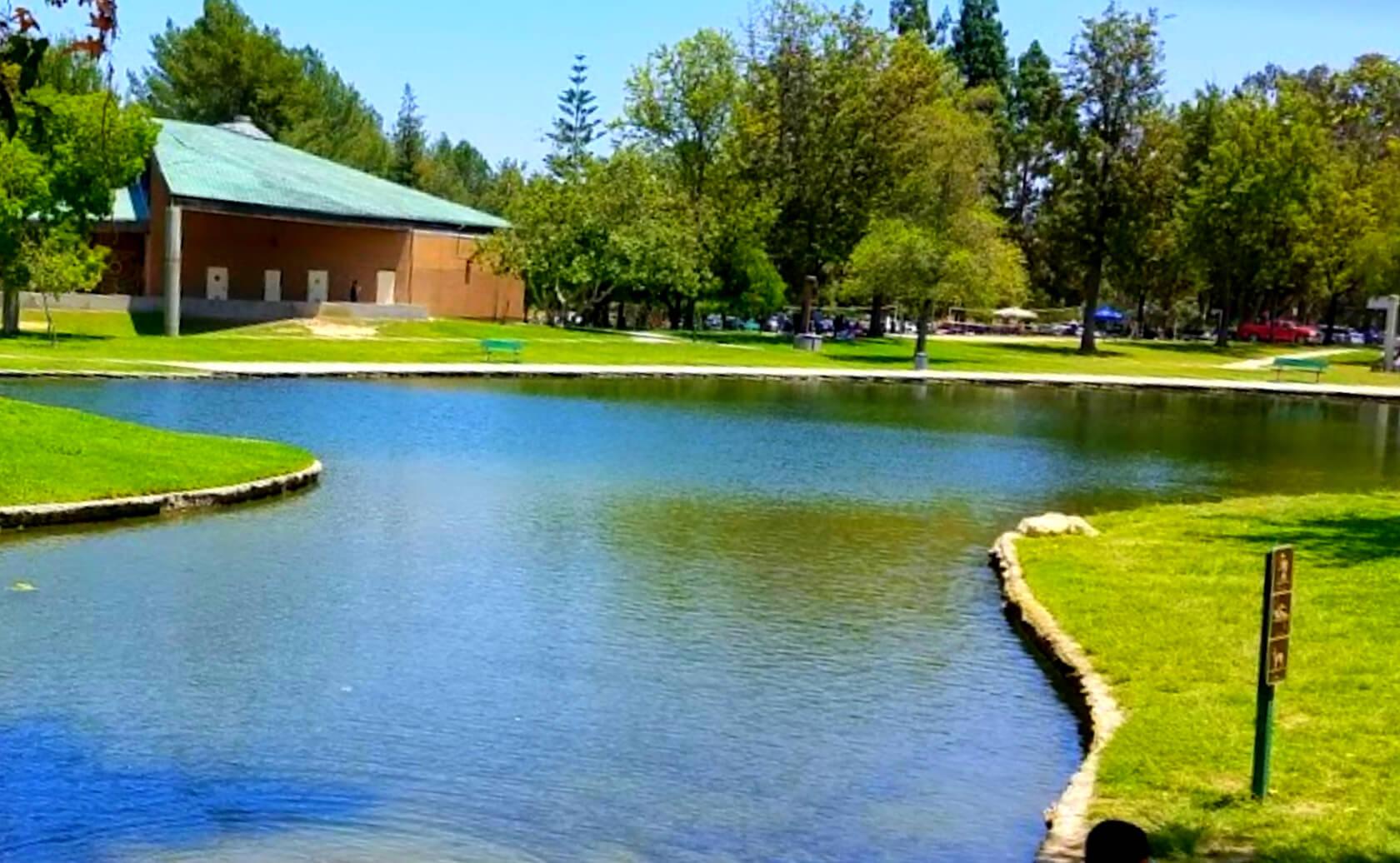 Clark-Regional-Park-Lake-Fishing-Guide-Report-Buena-Park-CA-05-1