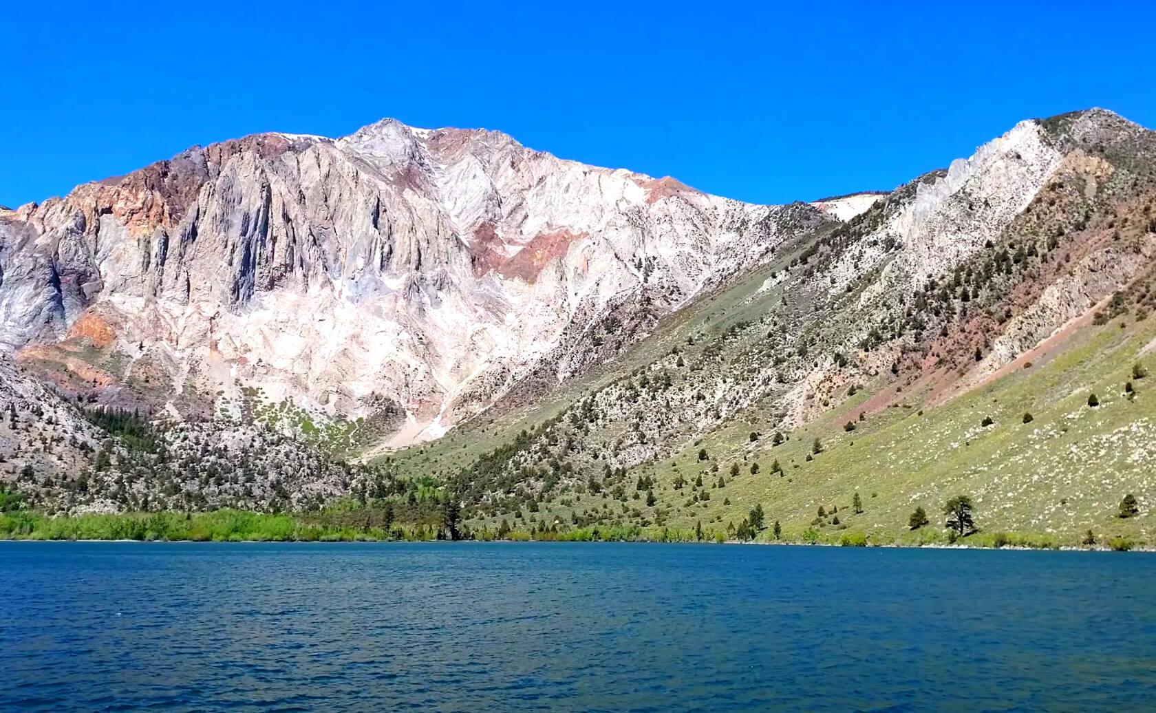 Convict-Lake-Reservoir-Fishing-Guide-Report-California-02
