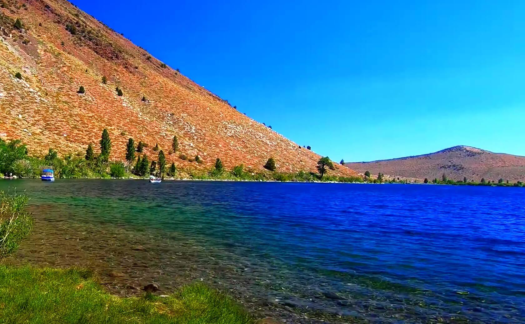 Convict-Lake-Reservoir-Fishing-Guide-Report-California-06
