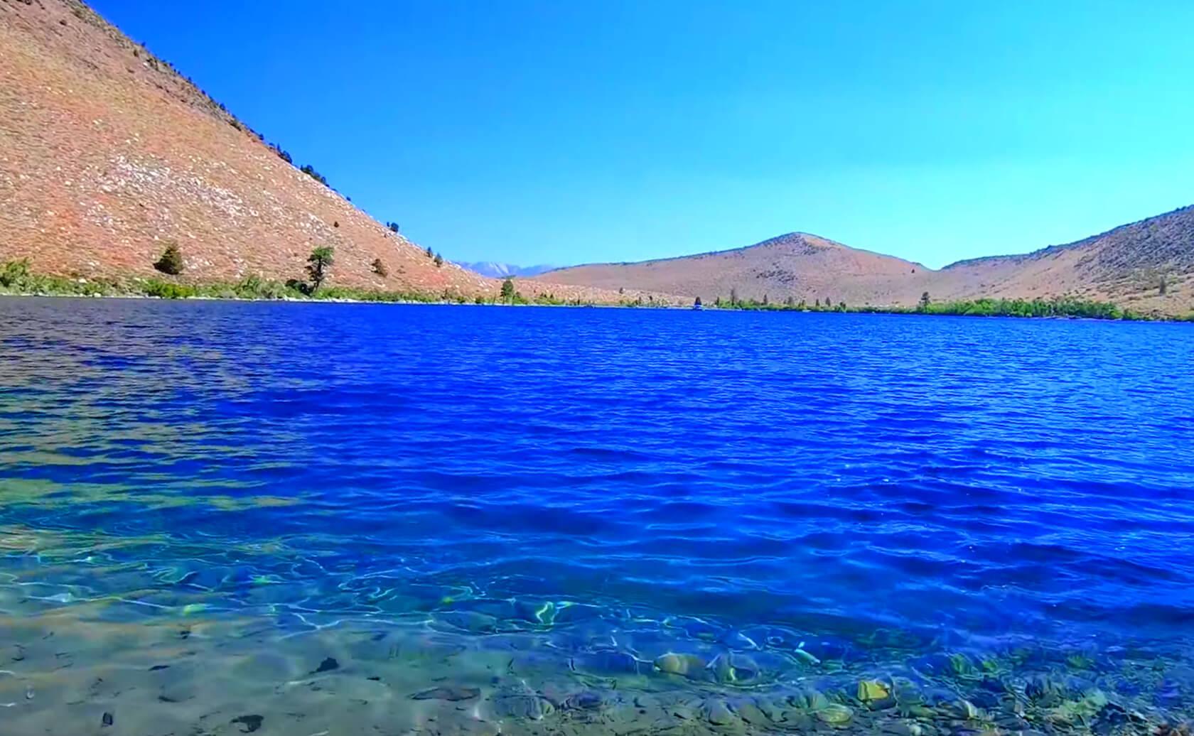 Convict-Lake-Reservoir-Fishing-Guide-Report-California-07