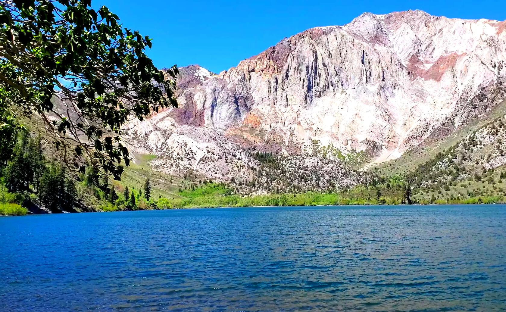 Convict-Lake-Reservoir-Fishing-Guide-Report-California-08