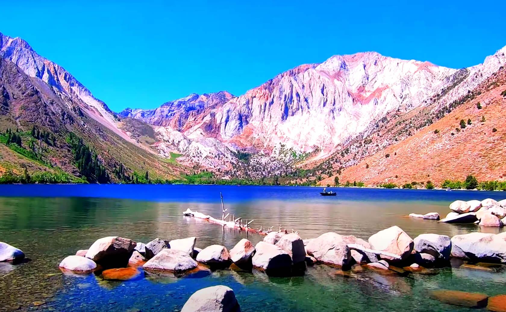 Convict-Lake-Reservoir-Fishing-Guide-Report-California-09