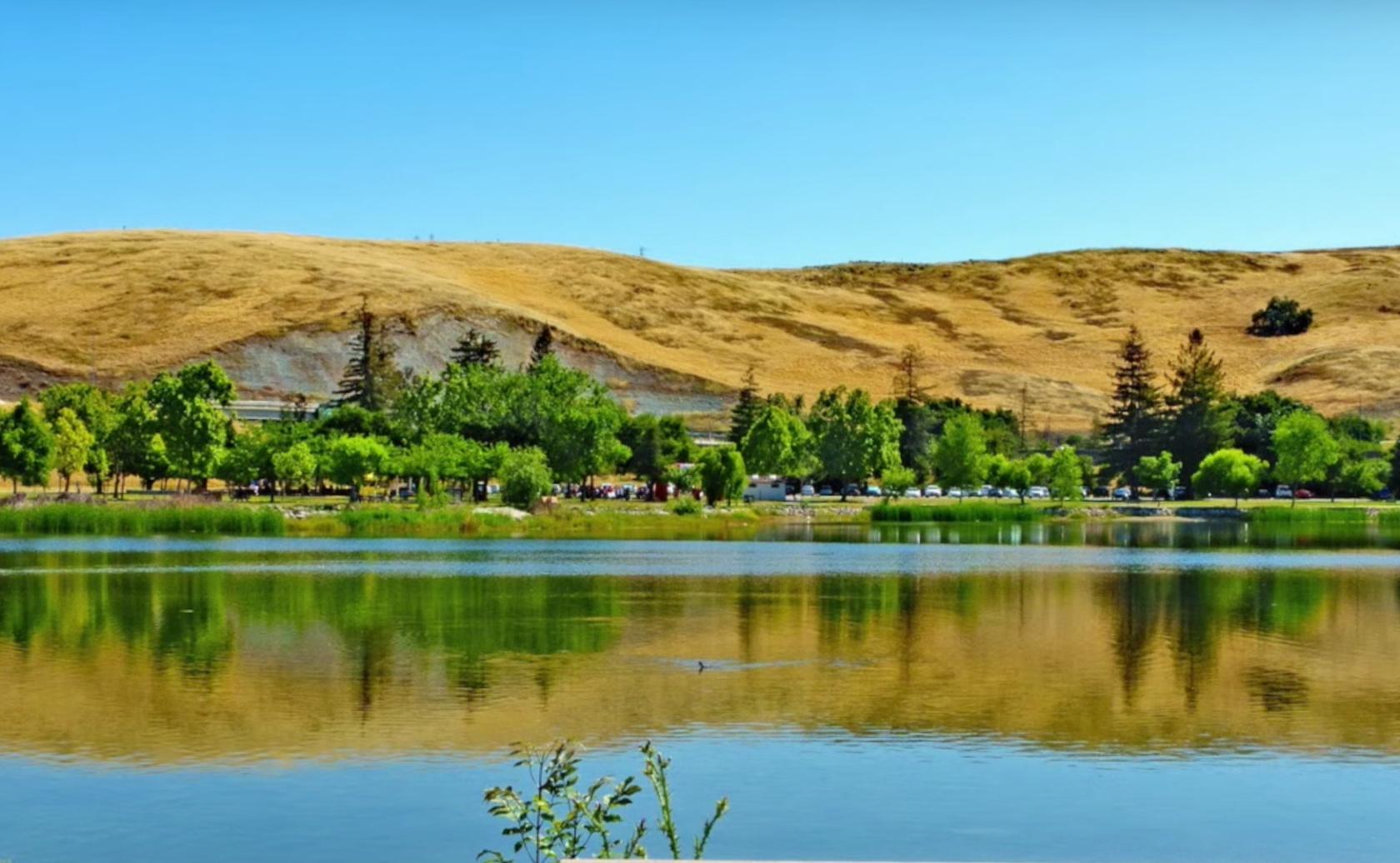 Cottonwood-Lake-Fishing-Guide-Report-San-Jose-CA-03