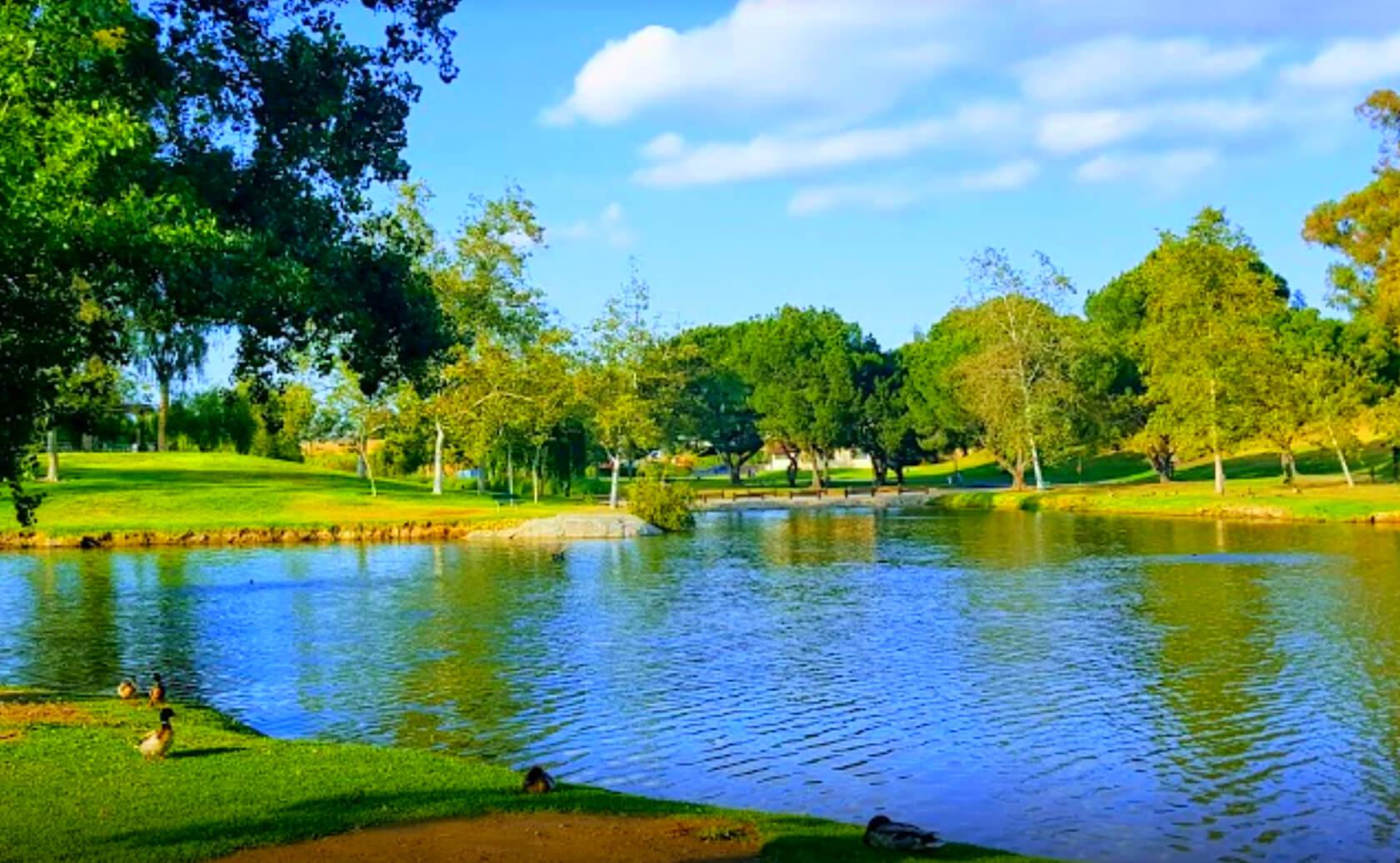 Craig-Regional-Park-Lake-Fishing-Guide-Report-Fullerton-CA-02
