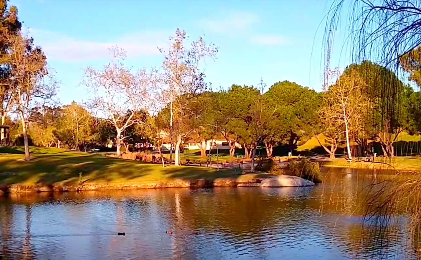 Craig-Regional-Park-Lake-Fishing-Guide-Report-Fullerton-CA-04