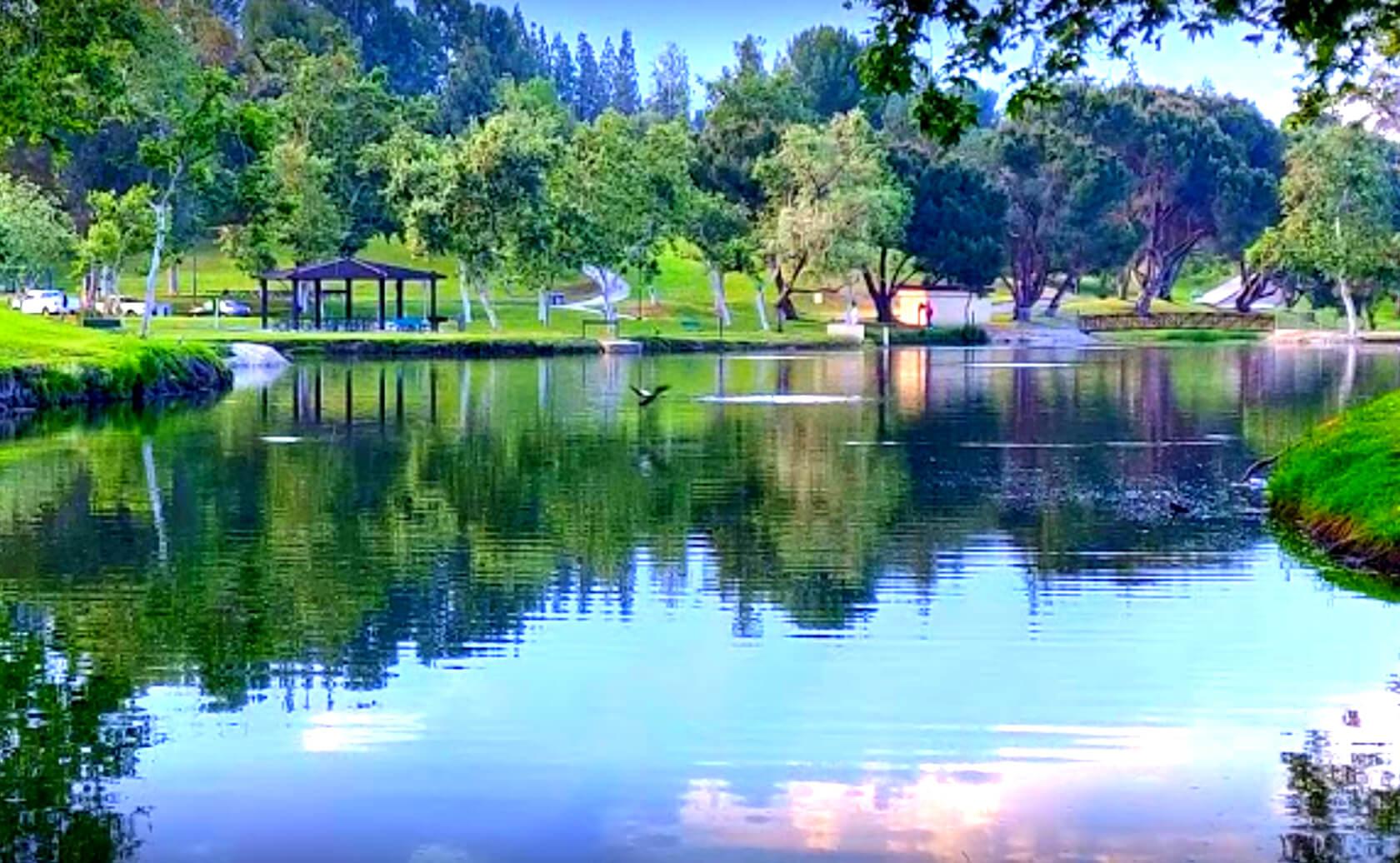 Craig-Regional-Park-Lake-Fishing-Guide-Report-Fullerton-CA-05