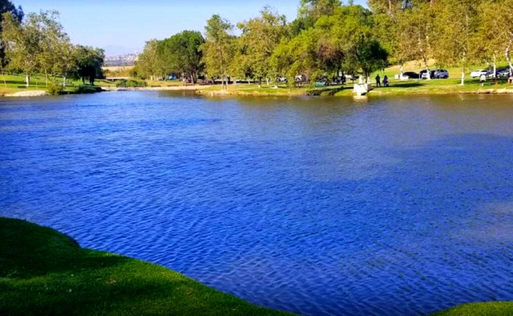 Craig-Regional-Park-Lake-Fishing-Guide-Report-Fullerton-CA-09