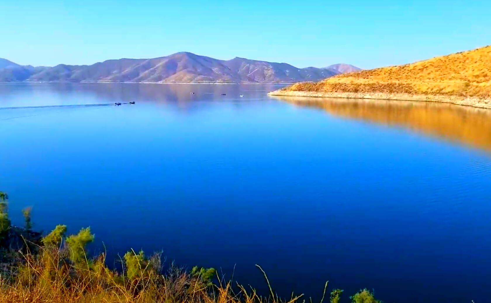 Diamond-Valley-Lake-Fishing-Guide-Report-Hemet-CA-03