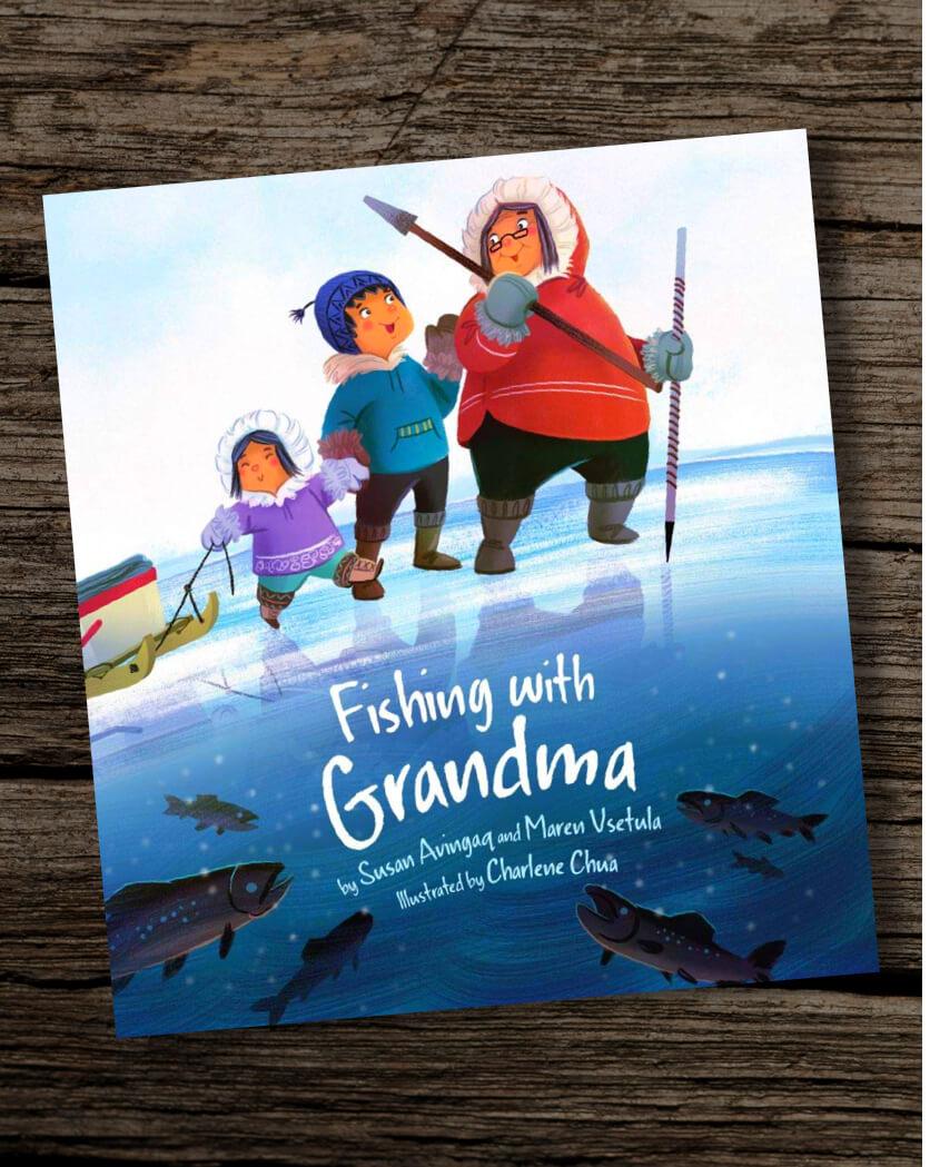Fishing-with-Grandma