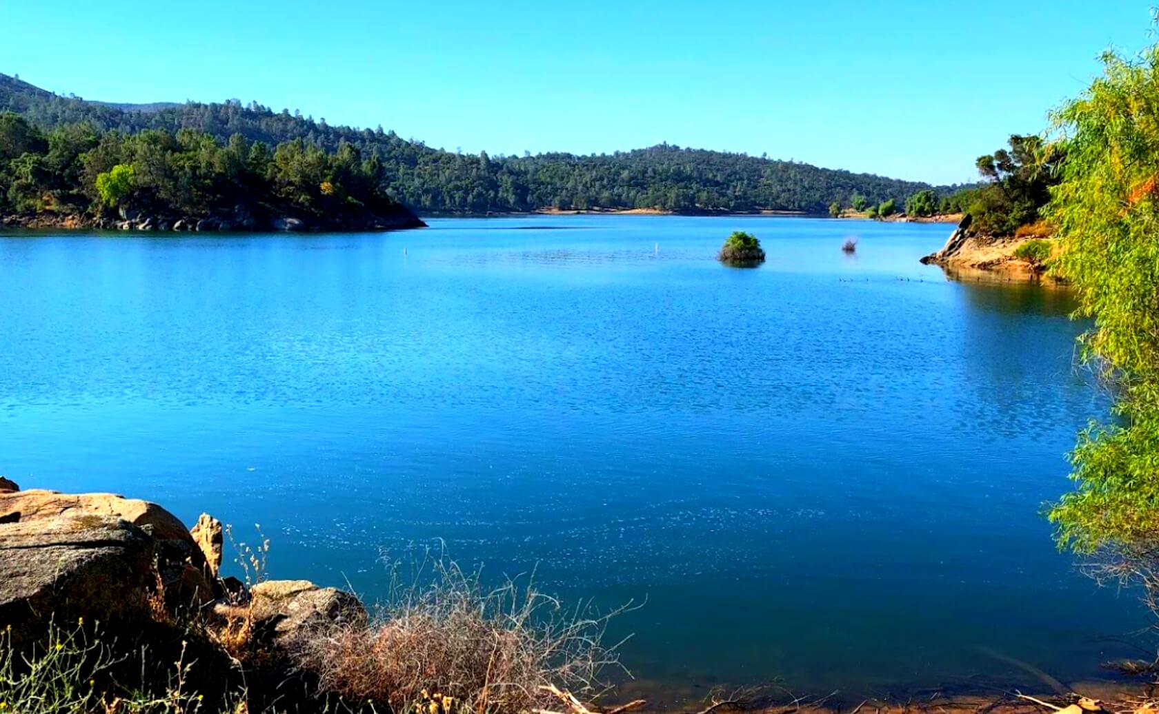 Folsom-Lake-Reservoir-Fishing-Guide-Report-California-07