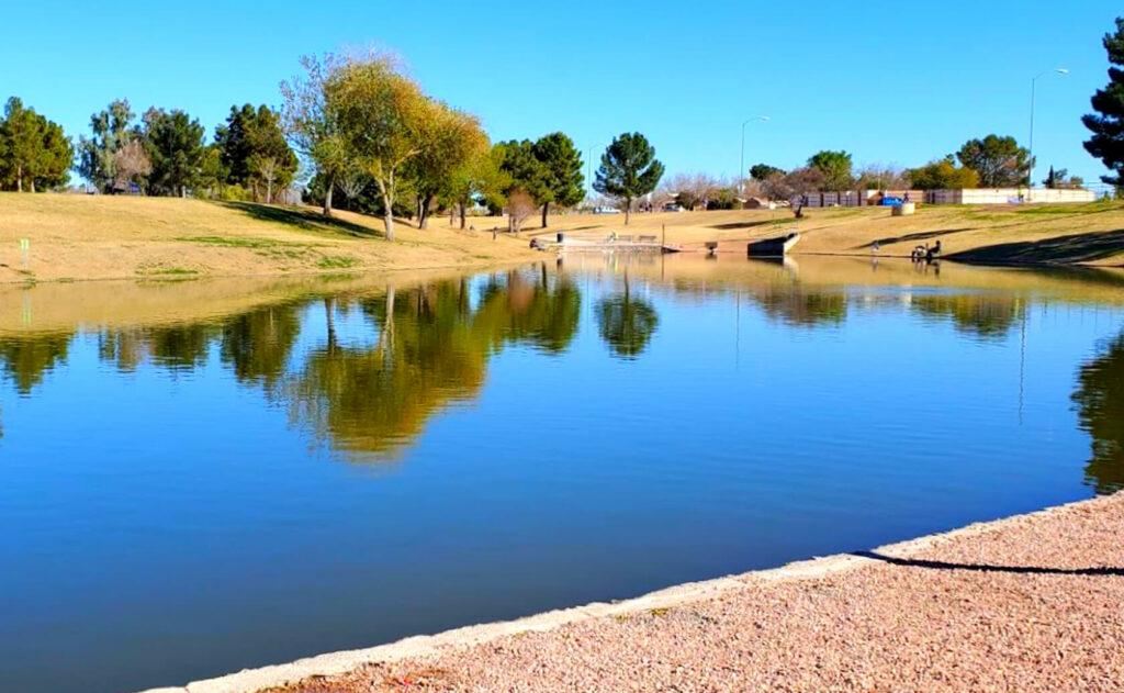 Greenfield-Park-Pond-Lake-Fishing-Guide-Report-Mesa-AZ-01