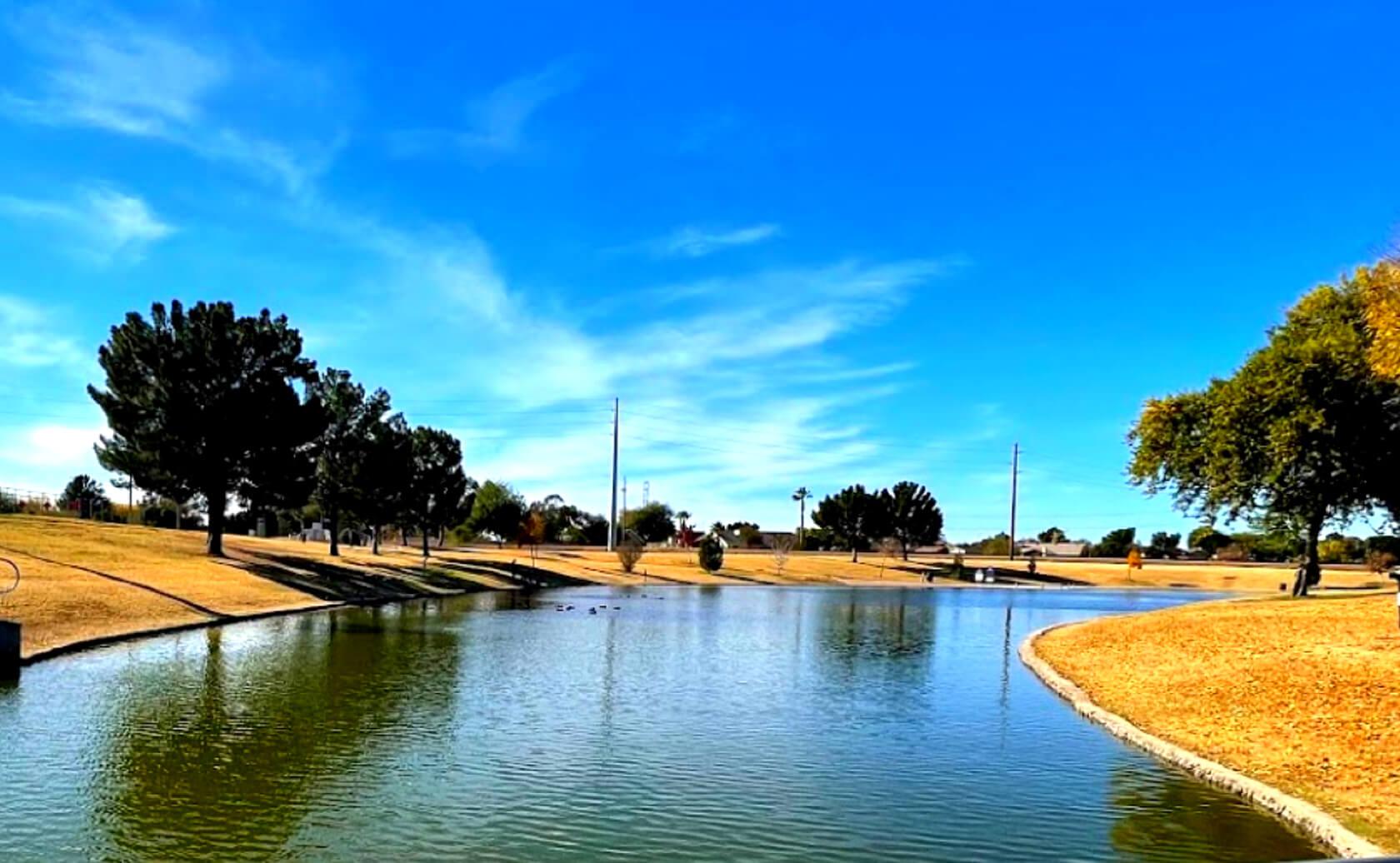 Greenfield-Park-Pond-Lake-Fishing-Guide-Report-Mesa-AZ-03