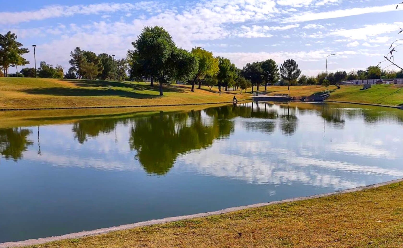 Greenfield-Park-Pond-Lake-Fishing-Guide-Report-Mesa-AZ-04