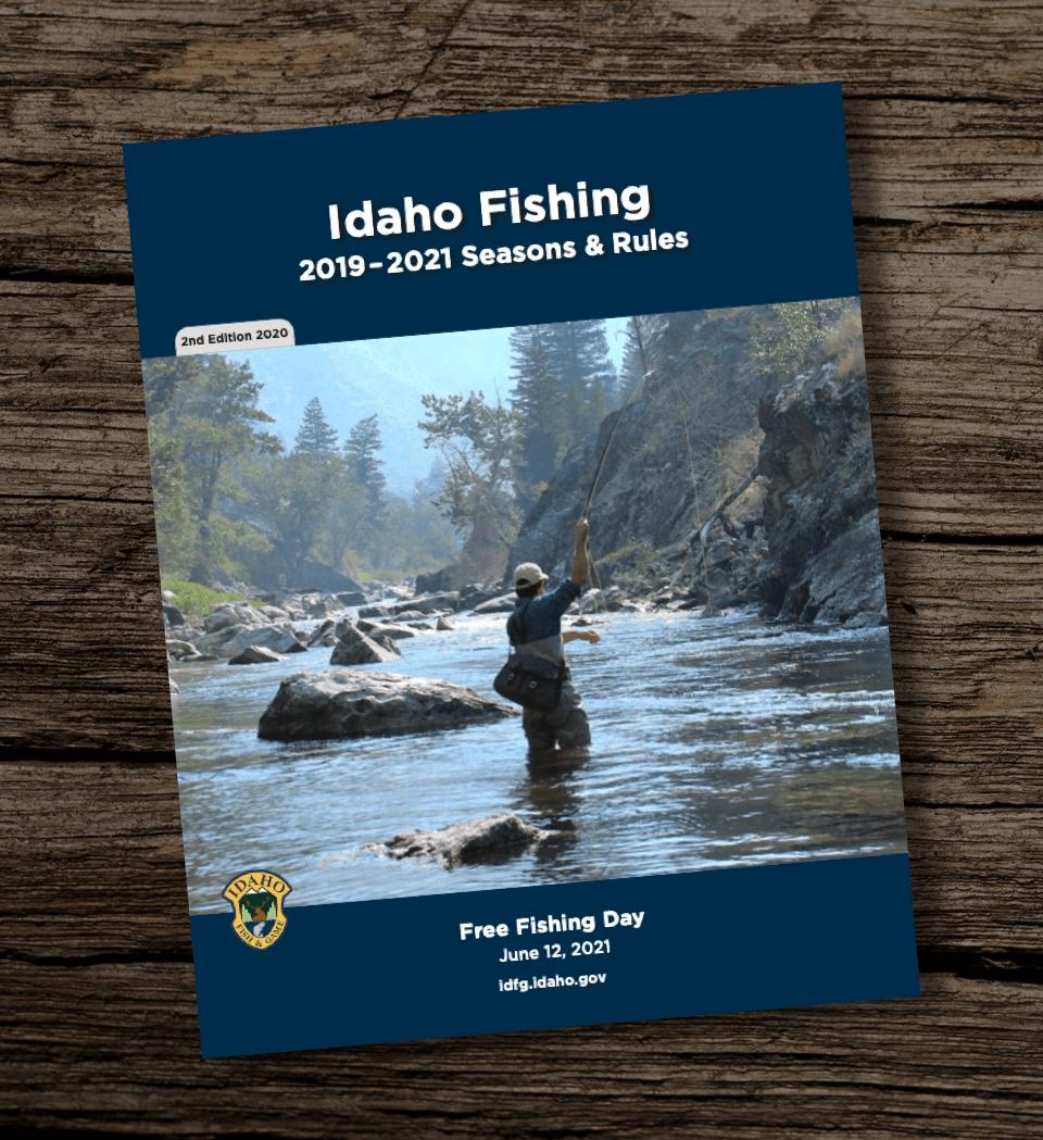 Idaho-Fishing-Guidebook-DFG-Regulations-Report-2019-21