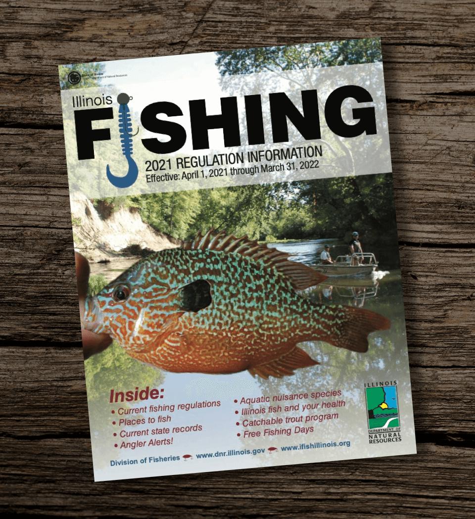 Illinois-Fishing-Guidebook-GFC-Regulations-Report-2021-22