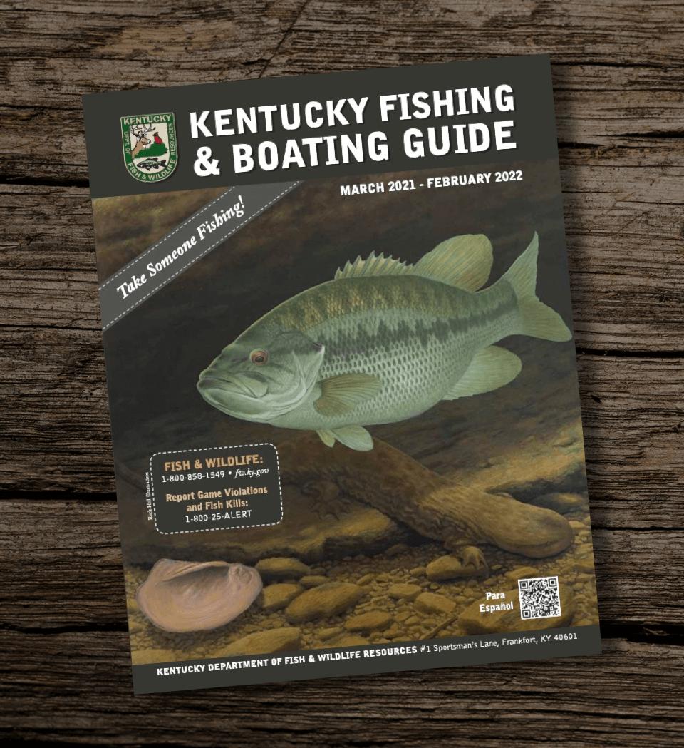Kentucky-Fishing-Guidebook-GFC-Regulations-Report-2021-22