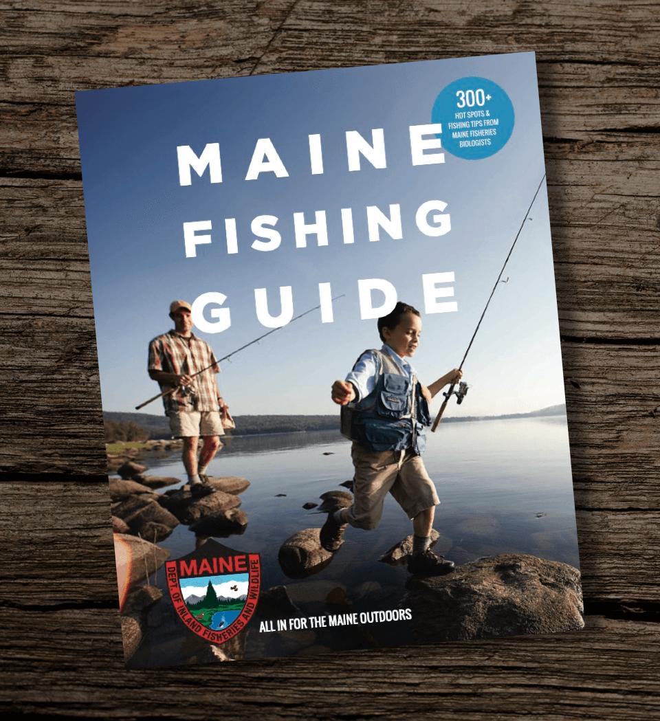 Maine-Fishing-Guidebook-DFW-Regulations-Report-2021